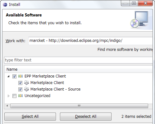 get eclipse marketplace