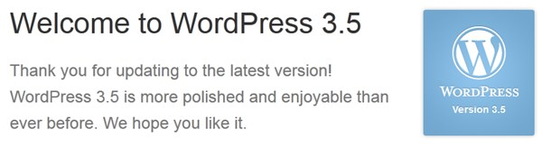 wordpress3.5
