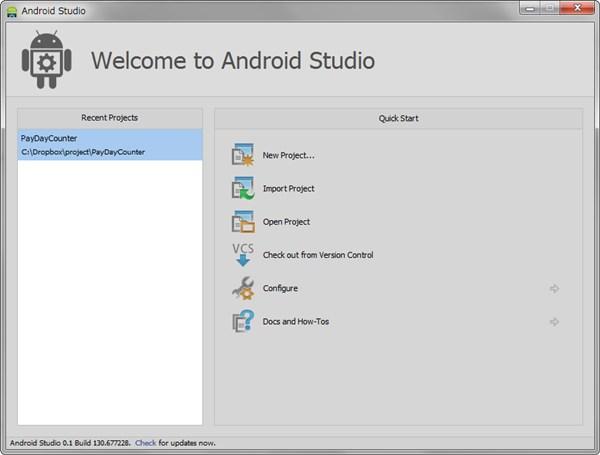 Android Studio Run