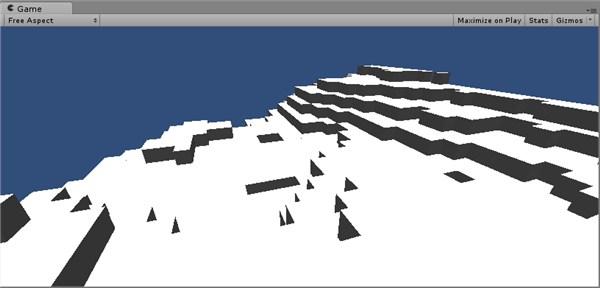 fractal landscape test
