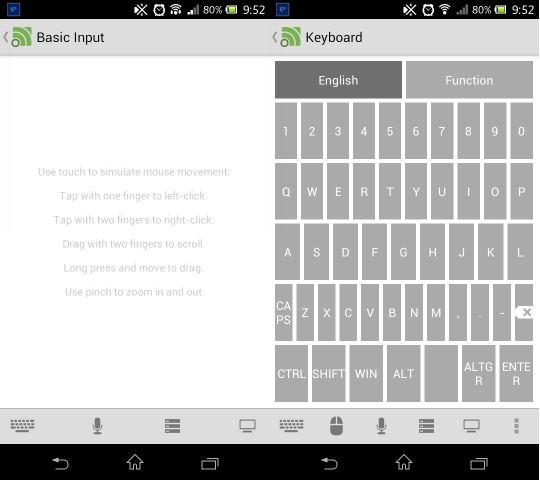 UnitedRemote-Keyboard