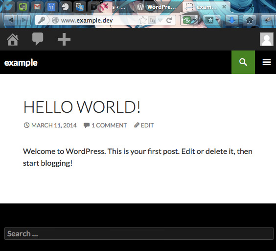 wordpress-installed