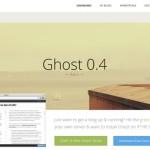 Ubuntu に Ghost というシンプルなブログプラットフォームを入れてみた