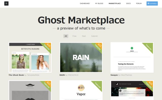 ghost-marketplace