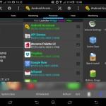 Android の設定やメンテナンスをまとめて行える Android Assistant