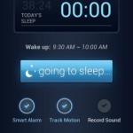 SleepBot を使って睡眠時間を毎日チェックしてみる
