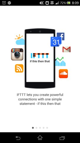 ifttt-for-android