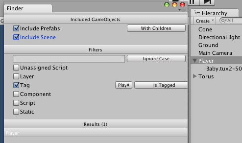 unity-finder