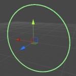 円周上及び球体表面のある一点の座標を求める