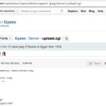 github でツリービューを表示する拡張機能 octotree