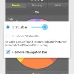Android のスクリーンショットから余計な物を削除できる ScreenshotCleaner
