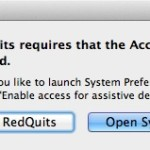 Mac のアプリを Windows みたいに赤い x ボタンを押して終了させる RedQuits