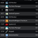 Android OS の状態をチェックできる OS Monitor