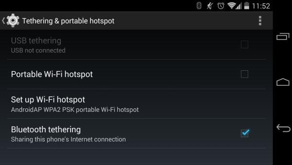 android-bluetooth-tethering