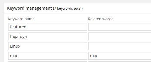automaticposttagger-keyword