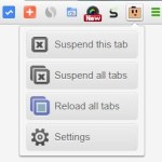 Chrome のタブを自動でサスペンド状態にしてメモリを節約する The Great Suspender