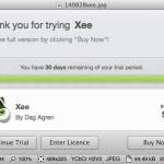 Mac で使える軽量で使いやすいイメージビューワ Xee