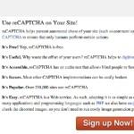 WordPress に captcha を簡単に追加できる Google Captcha(reCAPTCHA)