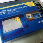 Windows 7 の HDD を Intel 530 シリーズの SSD に換装した