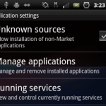 Android 実機を Ubuntu Linux へ繋げて開発する。