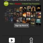 Hulu が2月末までキャンペーンで3ヶ月無料だったので登録してみた。