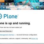 Plone を serversman@vps へインストール