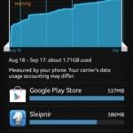 AU の LTEプランの 7.5GB制限ってどんなもんなのか。