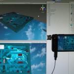 Unity3D で作ったゲームを Android で動かす。