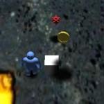 Unity の Blob Shadow Projector を使って丸影をつける。