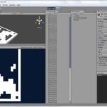 JavaScript で作成されたテトリスを Unity3D に移植してみた。