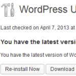 FTP(s)接続せずに WordPress の自動アップデートを行う