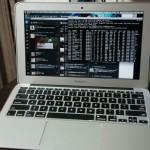 MacBook Air 11 inch 購入!
