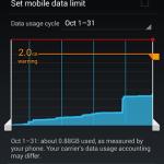 IIJmio のデータ通信容量が倍増したのでプラン変更した