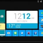 Android でも Windows 8 みたいなタイル上のホーム画面にできるスクエアホーム.タブレット
