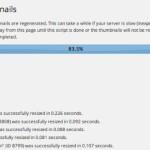WordPress のサムネイルを再生成できる Regenerate Thumbnails