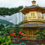 香港3日目, 南蓮園池