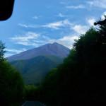 富士山とか行ってきた