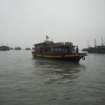 世界遺産のハロン湾へ