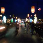 ベトナム中部、世界遺産の街ホイアン