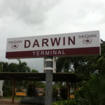オーストラリア北部の街ダーウィン