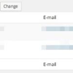 管理画面からユーザーを簡単に変更できる User Switching