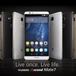華為技術(ファーウェイ)が SIM ロックフリー端末の Ascend Mate 7 を日本国内で発売予定