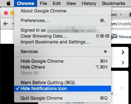 googlechrome-hide-notification-icon