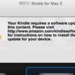 Kindle for PC を OS X で動かす