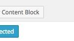 WordPress に好きなように Shortcode を作成できる Global Content Blocks