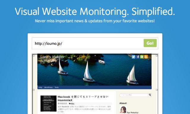 visualping-webpage