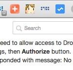 Chrome が Dropbox クライアントになる QuickDrop