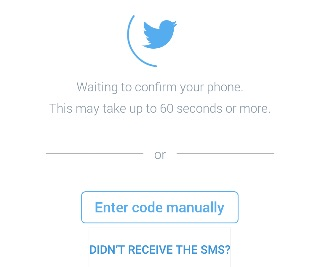 twitter-android-waiting-sms