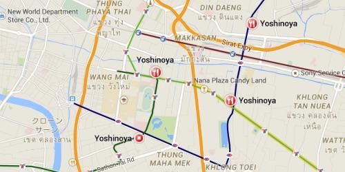 yoshinoya-in-bangkok-map
