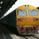 寝台電車でバンコクからチェンマイ往復してきた
